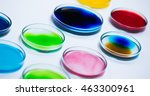 research laboratory  petry... | Shutterstock . vector #463300961