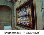 los angeles  ca  usa . january  ...   Shutterstock . vector #463307825