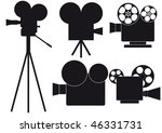 camera | Shutterstock .eps vector #46331731