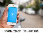 bangkok  thailand   august 03 ... | Shutterstock . vector #463331105