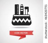 pen pencil icon | Shutterstock .eps vector #463420751