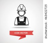 occupation icon | Shutterstock .eps vector #463422725