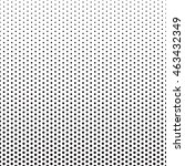 halftone dots pattern. dotted...   Shutterstock .eps vector #463432349