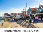 volendam  netherlands   may 5 ...   Shutterstock . vector #463572545