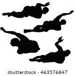 eps 10 vector illustration of... | Shutterstock .eps vector #463576847