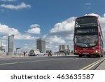 london  uk   august 4  2016  ... | Shutterstock . vector #463635587