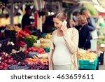 sale  shopping  food  pregnancy ... | Shutterstock . vector #463659611