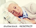 age  sadness  trouble  problem... | Shutterstock . vector #463659629