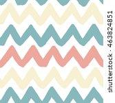 zig zag seamless pattern   Shutterstock .eps vector #463824851