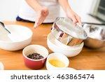 handmade cookies | Shutterstock . vector #463865474