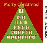 December Calendar For Advent....