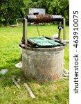 opld well | Shutterstock . vector #463910075