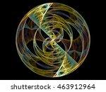 high resolution render of... | Shutterstock . vector #463912964