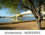 Tempe Beach Park And Mill...