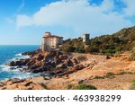 Boccale Castle The Sea Near...