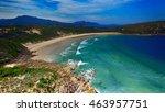 Squeaky Beach Aerial View ...