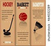 sports newspaper prints in... | Shutterstock . vector #464032289