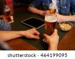 people  men  leisure ... | Shutterstock . vector #464199095