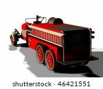 render of a manikin in an...   Shutterstock . vector #46421551