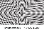 black and white square pattern... | Shutterstock .eps vector #464221601