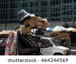 new york  ny usa    aug 3  2016 ... | Shutterstock . vector #464244569