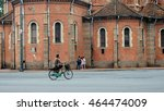saigon  vietnam   jul  2016 ...   Shutterstock . vector #464474009