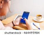 bangkok  thailand   august 6... | Shutterstock . vector #464495984