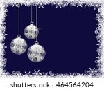 christmas illustration | Shutterstock . vector #464564204