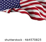 flag of the united states... | Shutterstock . vector #464570825