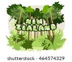 vector sign for the brochure of ... | Shutterstock .eps vector #464574329