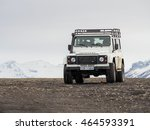 Iceland   Mar 2016  Land Rover...