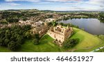 The Ruins Of Linlithgow Palace...
