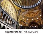 inside of st. sophia basilica....   Shutterstock . vector #46469234