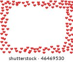 love border | Shutterstock . vector #46469530