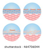 dry skin icon vector . it need... | Shutterstock .eps vector #464706044