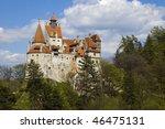 bran castle | Shutterstock . vector #46475131