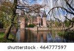 old dutch 19th century castle... | Shutterstock . vector #464777597