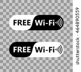 free wifi icon symbol. vector...