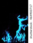 flame. | Shutterstock . vector #464903717