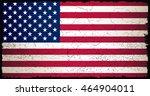 grunge flag of usa.vector...   Shutterstock .eps vector #464904011