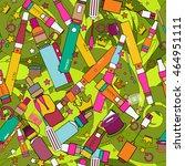 multicolor template  e... | Shutterstock .eps vector #464951111