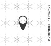 map pin icon.