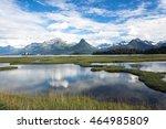 lakes at valdez  alaska | Shutterstock . vector #464985809