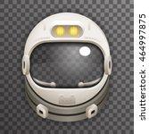 Realistic Helmet Cosmonaut...