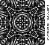 engraving seamless pattern.... | Shutterstock .eps vector #465003845
