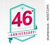 Anniversary Emblems 46...