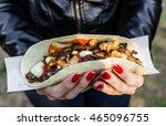 close up photo of a traditional ... | Shutterstock . vector #465096755