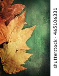 autumn background | Shutterstock . vector #465106331