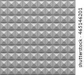 seamless pattern cube art ... | Shutterstock . vector #465146201