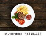 Restaurant Food   Beef Grilled...